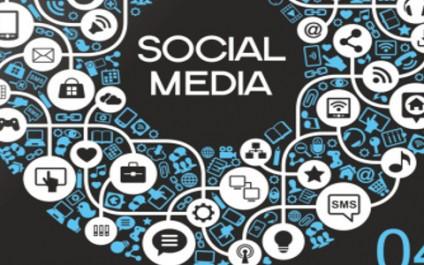 Business development via social media
